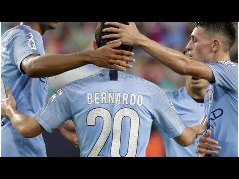 Bernardo Silva Double Gives Manchester City ICC Win vs. Bayern Munich