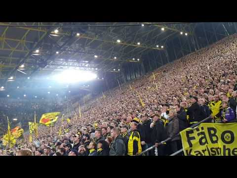 Borussia Dortmund : FC Bayern München 3:2 Highlights Südtribüne 10.11.2018 Geiles Spiel