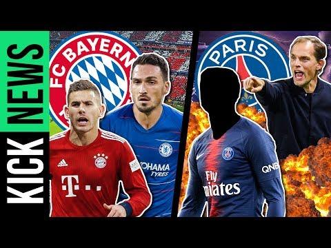 So will Bayern jetzt angreifen! PSG zwingt Star auf die Bank! | KickNews