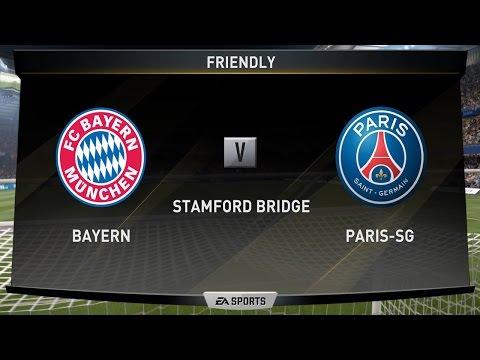 FIFA 17 PC Gameplay – Bayern Munich vs PSG [FIFA 17/2017 PC Max Settings 60FPS]
