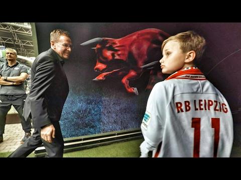 Rangnick's VIP-Geschenke für Jonas (RB Leipzig vs. FC Bayern 4:5)