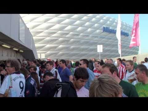 Stadionbesuch FC Bayern, Ticket-Schalter-Allianz-Arena – FC Bayern München gegen Werder Bremen