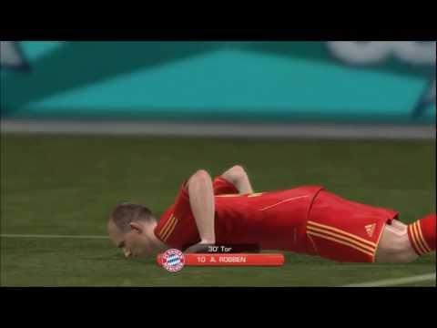 #1 Let's Play Fifa 12 Online | FC Bayern Vs Manchester City | RRGoalie1 [DE/HD]