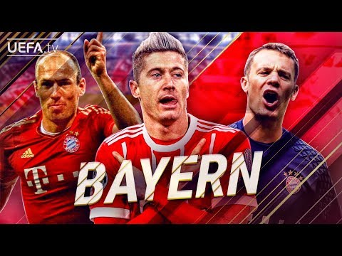 FC Bayern München | GREATEST European Goals & Highlights | Robben, Lewandowski, Neuer | BackTrack