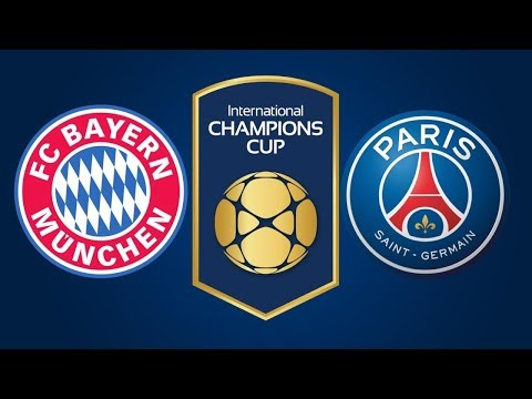 LIVE Bayern Munich vs Paris Saint Germain – ICC 2018