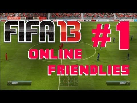 FIFA 13 – Online Friendlies #1 | Bayern v PSG (Highlights)