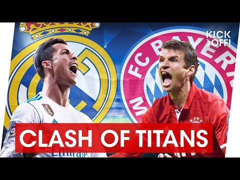 Bayern vs Real: The biggest rivalry in European football?