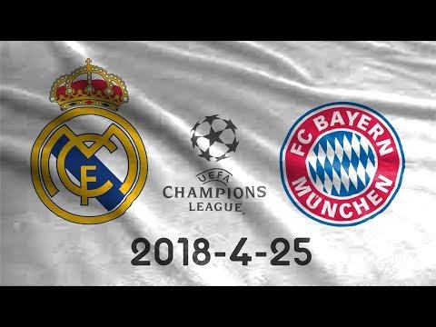 Bayern München vs Real Madrid – Promo HD 25/04/2018 | HD