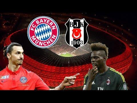 Ibrahimovic zu Bayern? Balotelli zu Besiktas? Transfers & Transfergerüchte