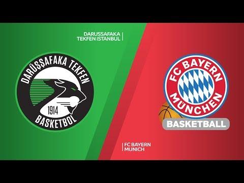 Darussafaka Tekfen Istanbul – FC Bayern Munich Highlights | EuroLeague RS Round 29