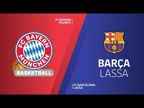 FC Bayern Munich – FC Barcelona Lassa Highlights | Turkish Airlines EuroLeague RS Round 28