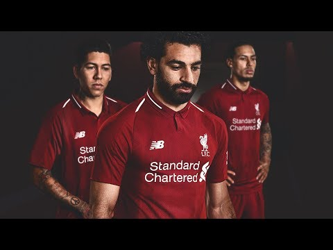 NB Liverpool FC 18-19 Home Kit