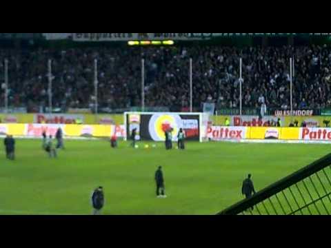 Vfl Wolfsburg vs Fc Bayern 15.01.11 Pattex Gewinnspiel