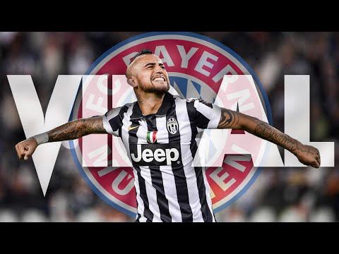 Arturo Vidal – Welcome to Bayern Munich – Goals, Skills and Tackles – 2015 HD