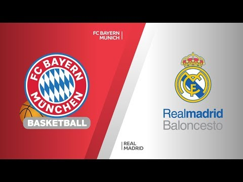 FC Bayern Munich – Real Madrid Highlights | Turkish Airlines EuroLeague RS Round 14
