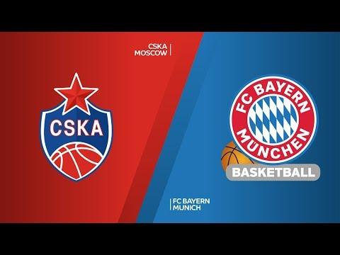 CSKA Moscow – FC Bayern Munich Highlights | Turkish Airlines EuroLeague RS Round 19