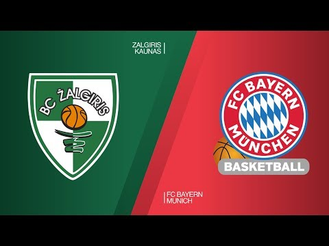 Zalgiris Kaunas – FC Bayern Munich Highlights | Turkish Airlines EuroLeague RS Round 26