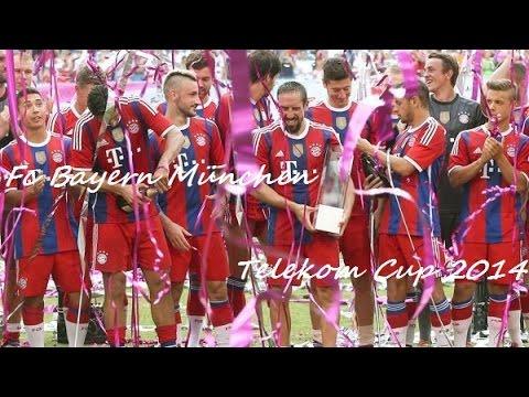FC Bayern München ★ Telekom Cup 2014 ★ Highlights & Goals || HD