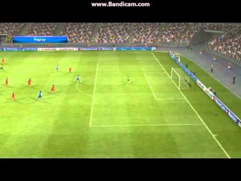 PES 2013 Bayern Munchen Goals + Bayern Munchen Goal Song