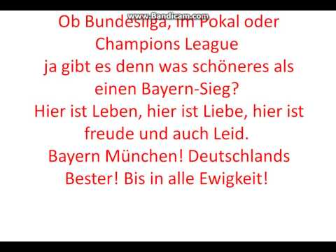 FC Bayern Munich- Stern des sudens.