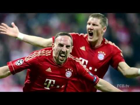 FC Bayern vs. Real Madrid – Pack mas