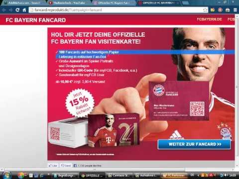 Fc Bayern Müchen FanShop #1 Grundlagen