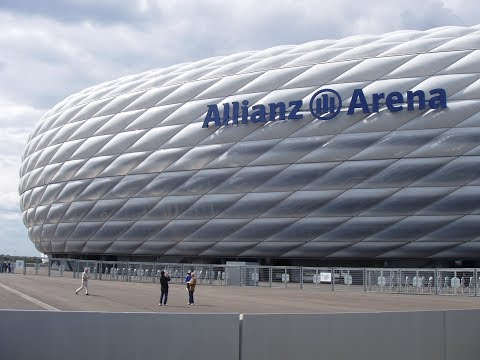 Places to see in ( Munich – Germany ) Allianz Arena