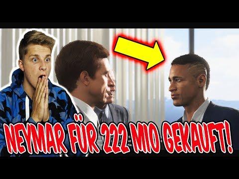 FIFA 18 KARRIEREMODUS – NEYMAR kommt für 222 MIO zum FC BAYERN!! ⚽🔥 FifaGaming Karriere #34
