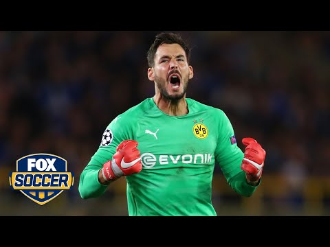 Top 5 Saves Roman Burki vs. FC Bayern Munchen | 2018-19 Bundesliga Season