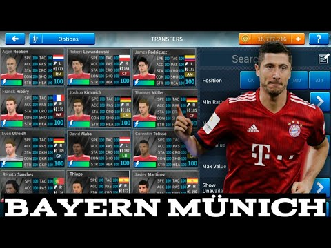 How To Hack Bayern Münich Team 2018-19 DREAM LEAGUE SOCCER 2019 New Update