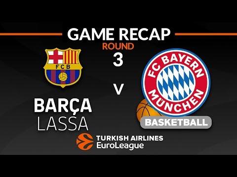 Highlights: FC Barcelona Lassa – FC Bayern Munich