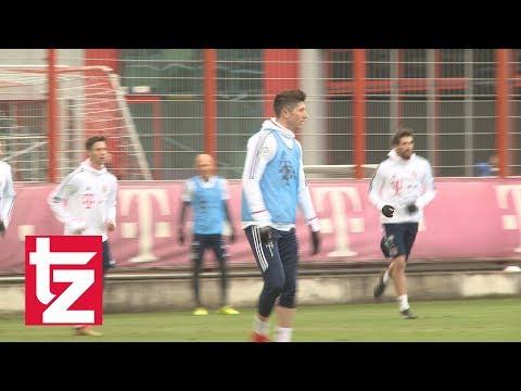 FC Bayern: Kader langsam wieder komplett