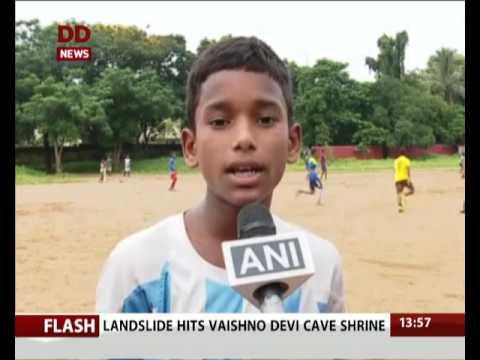 Rags to Riches: Odisha boy to train with FC Bayern Munich