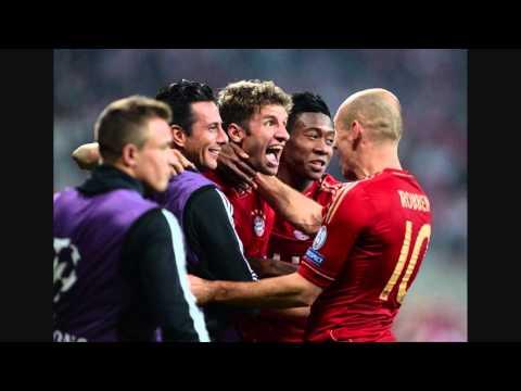 Fc Bayern München Orginal Stern des Südens Version Full Song CL