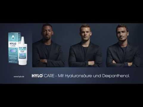 HYLO® EYE CARE – Gold Partner des FC Bayern München