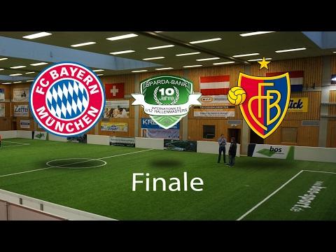 Spiel 46: Finale: FC Bayern München – FC Basel │U12 Hallenmasters TuS Traunreut 2017