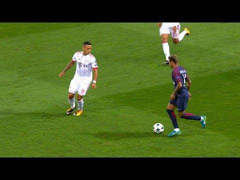Neymar vs Bayern Munich (Home) HD 1080i (27/09/2017)