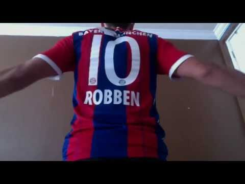 Adidas AdiZero Bayern Munich Home Jersey 2014/2015 Review
