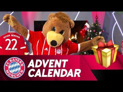 Pantomime w/ Berni | FC Bayern Xmas Advent Calendar #22