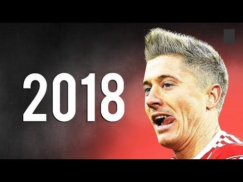 Robert Lewandowski – Dribbling Skills, Assists & Goals 2018 ● FC Bayern München | HD