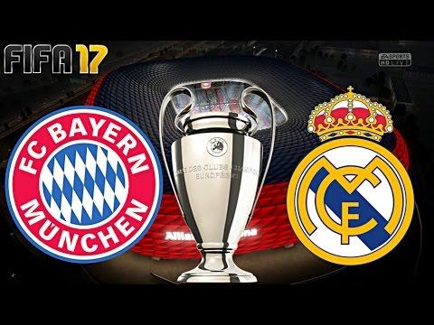 FIFA 17 – FC BAYERN MÜNCHEN vs. REAL MADRID | CHAMPIONS LEAGUE HALBFINALE ◄FCB #58►