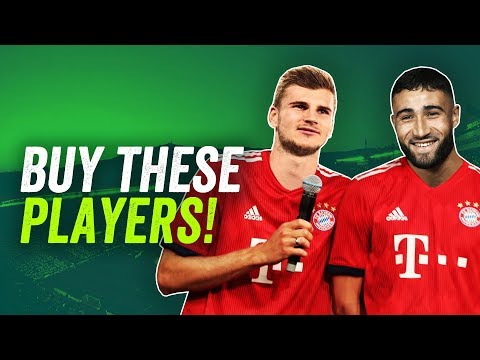 Bayern Munich NEED these players in the transfer window: Werner, Fekir + more!