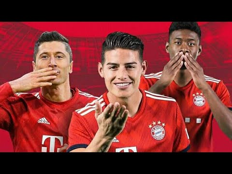 Fc Bayern vs Augsburg football match highlight and News