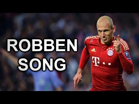 Arjen Robben SONG