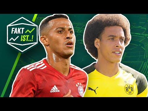 Fakt ist..! Supercup & Transfer News: FC Bayern, Eintracht Frankfurt, Witsel, Kehrer, Lewandowski!