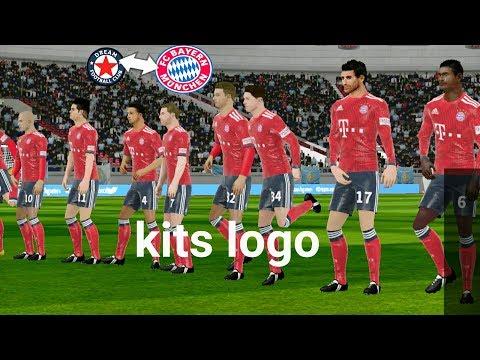 Bayern Munchen kits logo  player dream league soccer 2018/2019