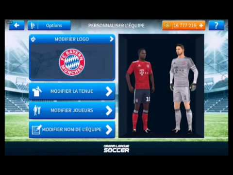 Comment crier logo FC Bayern Munich sur dream league soccer 2019🔥🔥🔥