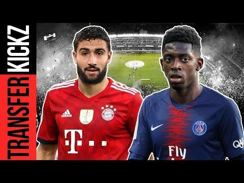 Fekir zu Bayern? Dembélé zu PSG? | TransferKickz