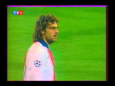1997 October 22 Bayern Munich Germany 5 Paris St Germain France 1 Champions League