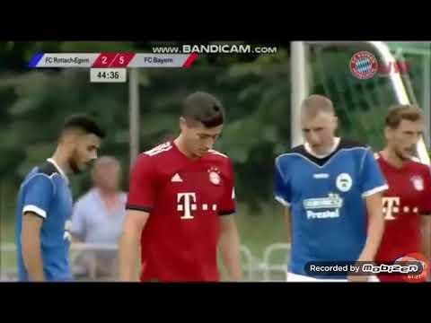 Fc Rottach 2 – 20 Bayern Munich